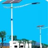 Solar street light single lamp ZDNY-SL-LED20